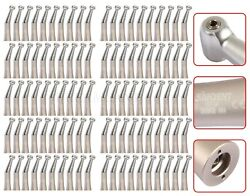 1-100 Nsk Style Dental Contra Angle Push Button Low Speed Handpiece Fx23 W-l5