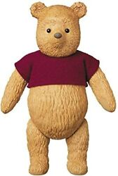 Vcd Vinyl Collectible Dolls Pooh No.317 Height Approx. 420mm Painted Figure