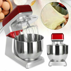 Heavy Duty Stand Mixer 7l Six Speed Electric Food Mixer Household Commercial Us