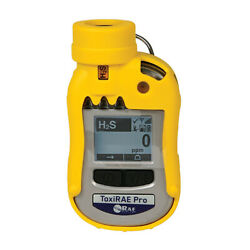 Toxirae Pro H2s Non-wireless / Datalogging Gas Detector - Up To 100ppm