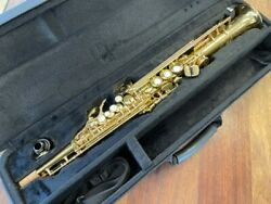 Back From 6 Month Rental Yamaha Soprano Sax - Yss 475 - Excellent - Ships Free