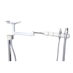 Ads Dental Cabinet Mount Rear Assistant Vacuum Package A0341300