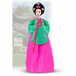Princess Of The Korean Court Barbie Dolls Of The World The Princess Collection