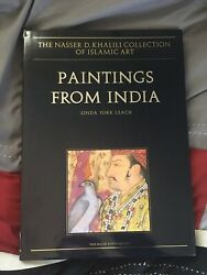 The Nasser D. Khalili Collection Of Islamic Art Paintings From India Vol....