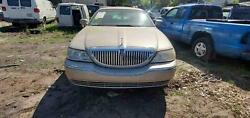 Engine Assembly Lincoln And Town Car 01 02 03 04 05 06 07 08