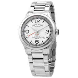 Armand Nicolet Automatic White Dial Watch Ama846haa-ag-m2890a