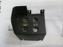 Oem Cuda Challenger Convertible Top Lift Switch Panel Nice Clean Plymouth Dodge