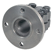 Boat Marine Steel Half-coupling Centering Ring 30mm-as 100mm Pitch 120mm Yanmar