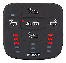 Marine Boat Automatic Leveling Control 2 Helms And 2 Actuators Per Tabs