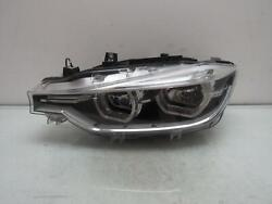 Bmw 3 Series F30 F31 Lci Headlight Led Left 63117419629 Oem 2016 2017 2018 2019