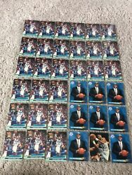 Alonzo Mourning Basketball Card Collection Lot Of 240