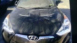 12 13 14 15 16 17 Hyundai Veloster Hood Free Local Delivery Local Pick Up Black