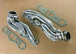 350jr 350 Dual Exhaust Manifold Replacement Header Thornton New Design Stainless