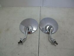 Rolls-royce Bentley Oem Fender Mirror Used On British Cars From 50's To 70s