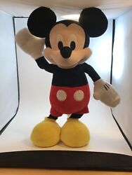 Disney Mickey Mouse Just Play Plush Twirls And Dances Sings Hot Diggity Dog 15