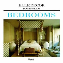 Bedrooms By Editors Of Elle Decor - Hardcover Mint Condition