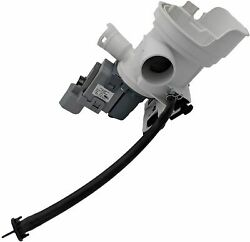 Washer Drain Pump For Bosch Nexxt 300 500 Plus 800 100 Vision 300 Series Washer