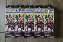 Heroclix Justice League Unlimited Booster Brick 10 Boosters  Free Shipping