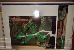 Mtg Magic The Gathering Urzaand039s Legacy Pre Production Poster Very Rare 🔥😍