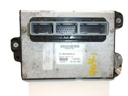 Mercury Pcm 88555707s 89790618t And03904-06 135hp   Cdi