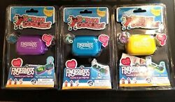 Lot 3 Smallest Fingerlings Mini Figure Playground Sets Toy Worlds Coolest Monkey