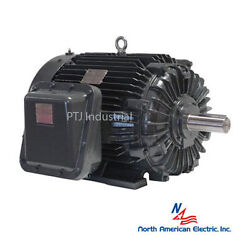 15 Hp Explosion Proof Electric Motor 254t 3 Phase 1800 Rpm Hazardous Location