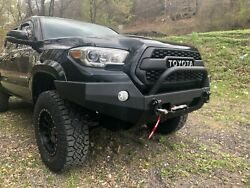 Modular Front Bumper Fit For Toyota Tacoma 3rd Generation 2016-present