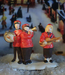 Target It's A Wonderful Life Holiday Village Go-along 3piece Salvation Army Band