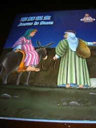 Jesus Is Born / Chinese - English Bilingual Bible Story By Bible Society Mint