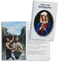 Catholic Reference How To Pray The Rosary Booklet