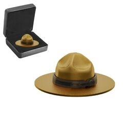 2020 Canada 1.5 oz Classic Mountie Hat Shaped Silver Coin .9999 Fine w Box amp;