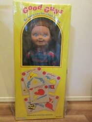 Chucky Child Play Doll Child's Good Guys New Condition From Japan Fedex F/s