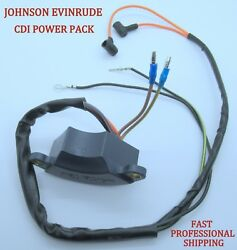 Evinrude Johnson Omc Outboard 558487 584488 584500 583667 Cdi Power Pack 1134488