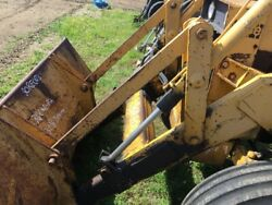 1980 Case 580ck - Lh Linkage Assembly, From Cylinder To Loader Bucket, 3 Pieces