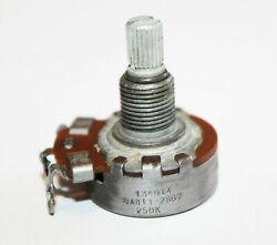 Vintage 1959 Gibson Centralab Control Pot 14th Week Of And03959 250k Les Paul Jr Es