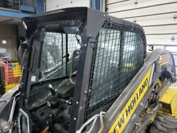 New Holland L225 - Shell Cab/rops Oem 84484008 Components Sold Separately
