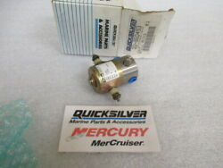 N43a Mercury Quicksilver 20-860493 Antisiphone Valve Oem New Factory Boat Parts