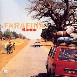 Farafina - Kanou Traditional Music From Burkina Faso - Cd - Excellent