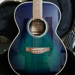 Takamine Dmp541 Dbs Acoustic Electric Guitar Safe Shipping From Japan