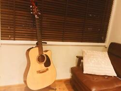 Takamine Ef340c Acoustic Electric Guitar Safe Shipping From Japan