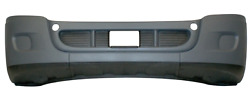 Freightliner Cascadia Assembly Bumper Without Fog Lights Hole - Pickup Only