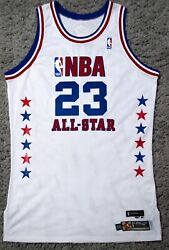 Michael Jordan 2003 Nba All Star Game Issued Authentic Jersey Reebok