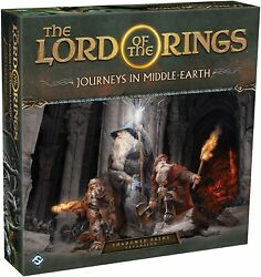 Shadowed Paths Expansion Journeys In Middle-earth Board Game Asmodee Nib