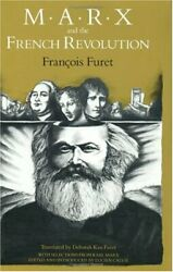 Marx And French Revolution By Francois Furet - Hardcover Excellent Condition