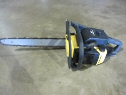 Vintage Mcculloch 610 Chainsaw Mcculloch Pro Mac 605 610 650 3.7 Timber Bear
