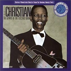 Charlie Christian - Genius Of Electric Guitar - Cd - Mint Condition