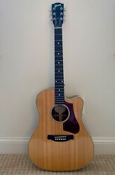 Gibson 2018 Hummingbird Rosewood Ag Acoustic Electric Guitar - Antique Natural