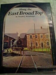 Along East Broad Top By Don Heimburger - Hardcover