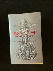 Death Note Ser. Death Note All-in-one Edition By Tsugumi Ohba 2017 Sealed