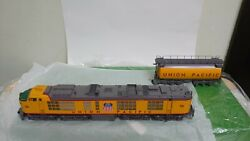 Overland Omi Brass Up Standard Gas Turbine With 24000 Gallon Tender 6707.1